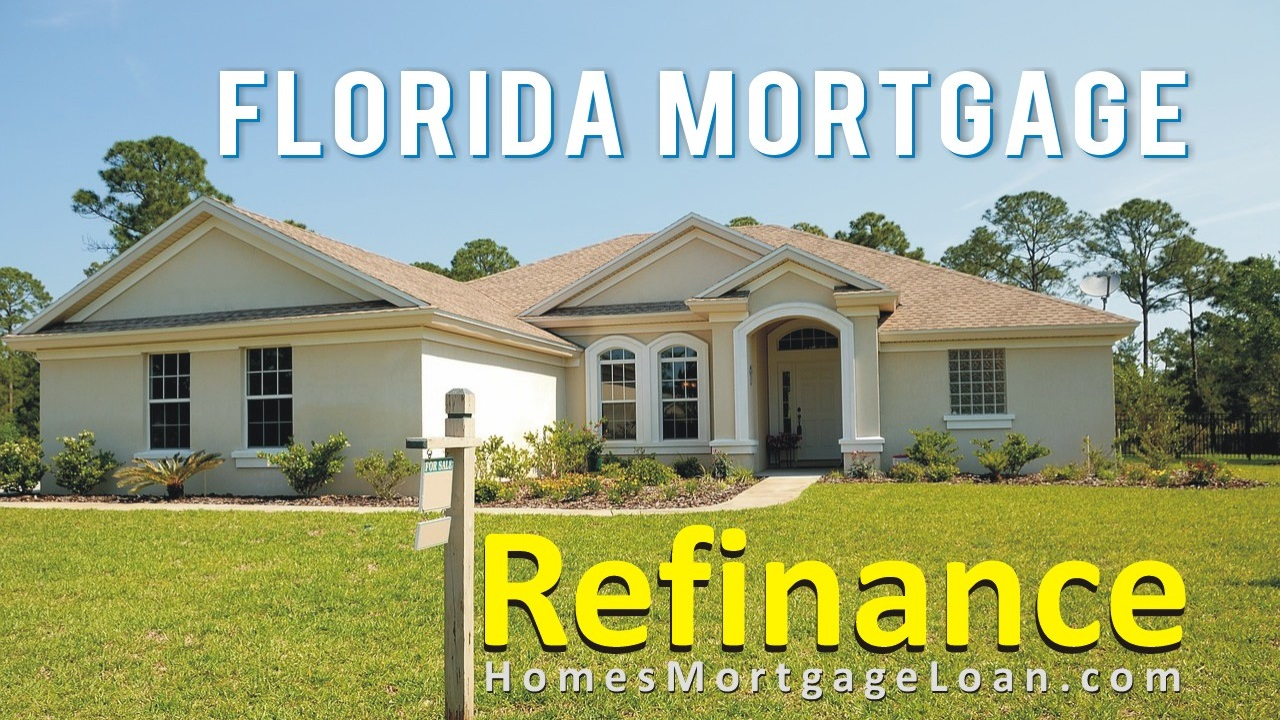 Why A Florida Mortgage Refinance is Possibly So Critical in 2018?